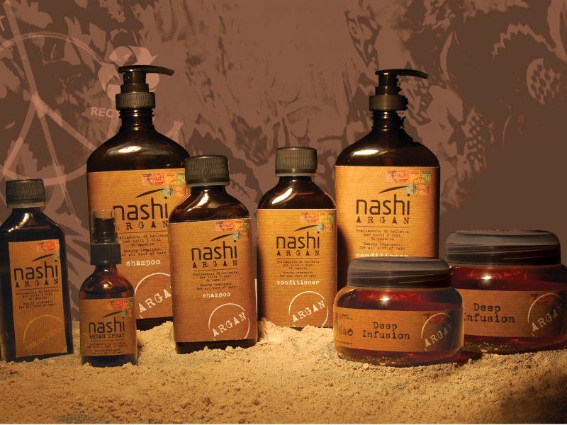 Nashi - Linea Argan